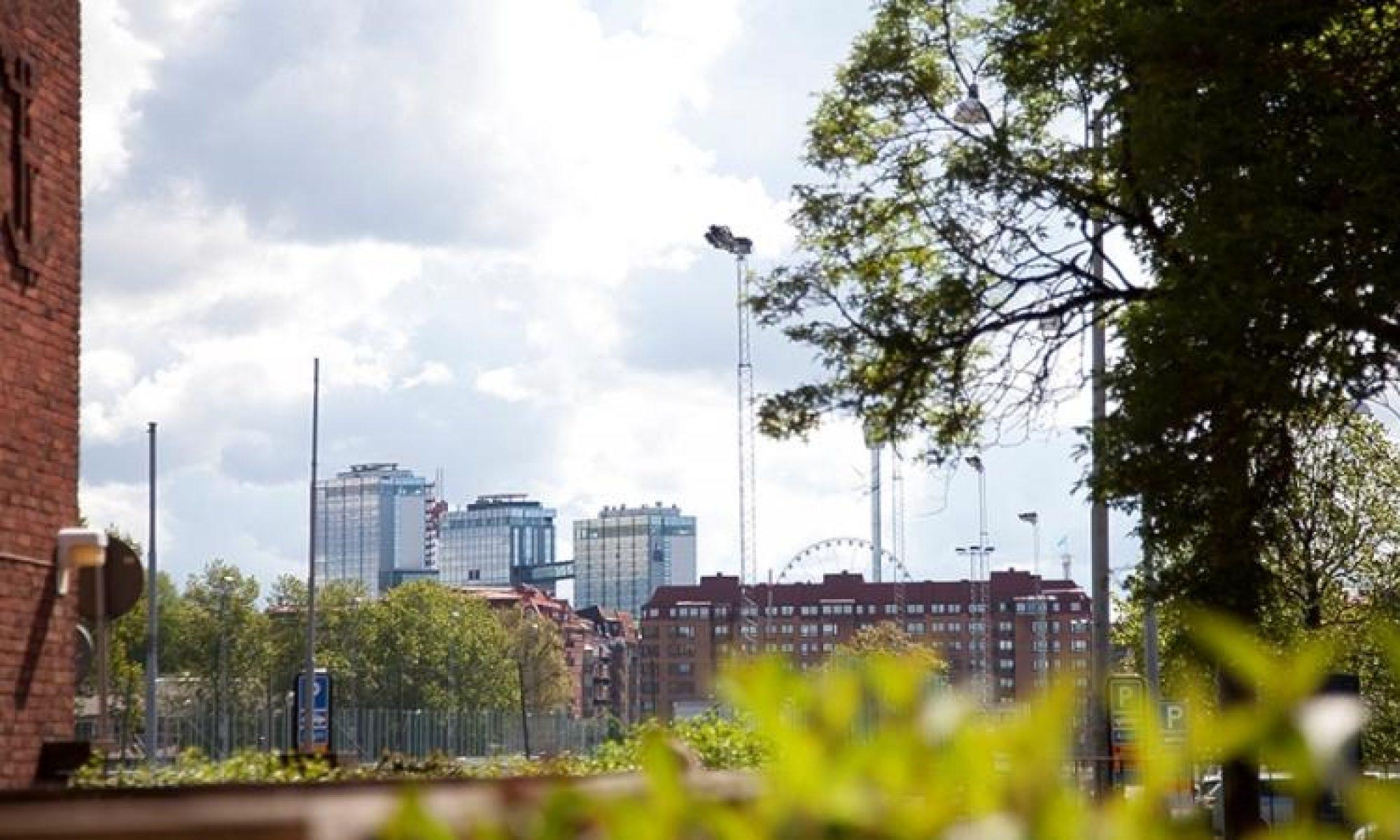 Parkgatan 8 Göteborg